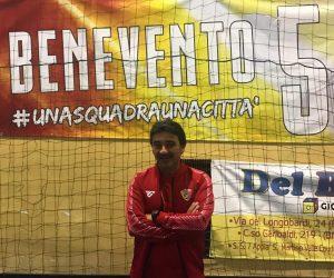 Raffaele Di Costanzo, allenatore Benevento 5