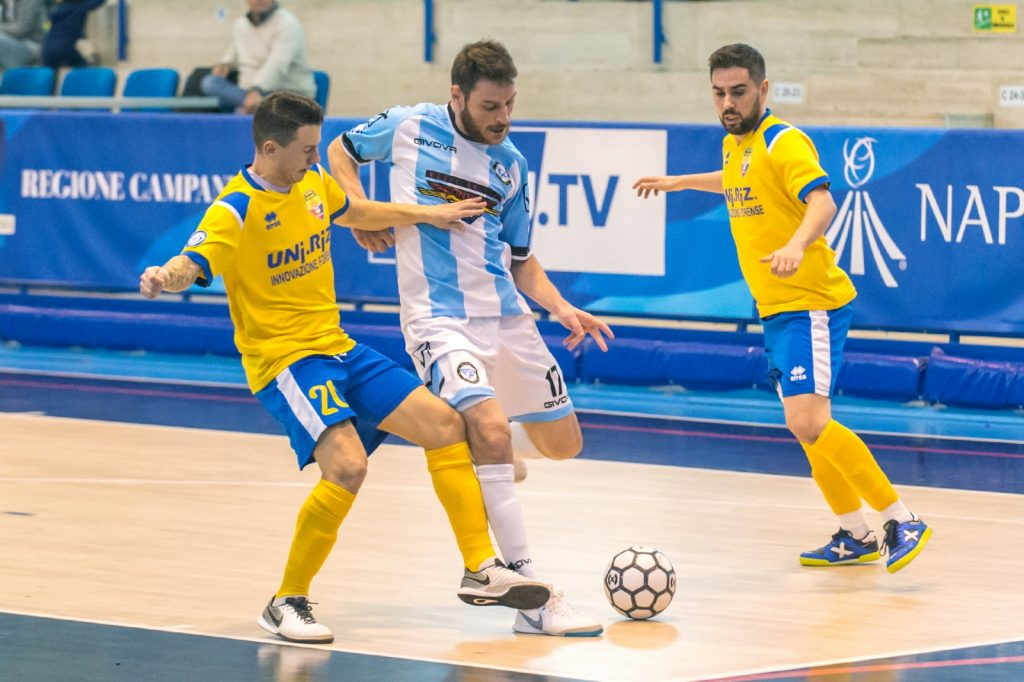 Luis Turmena in azione PH: Alessandro Vitiello