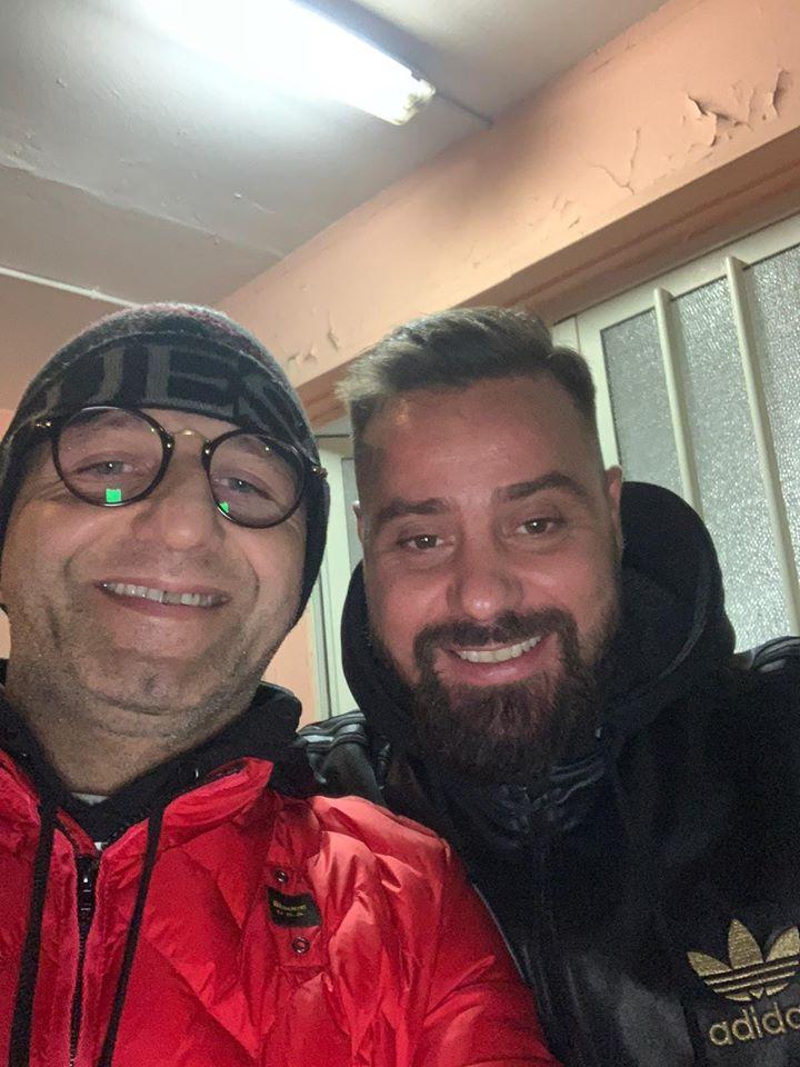Nenè Ciabatta con Matteo Chierchia