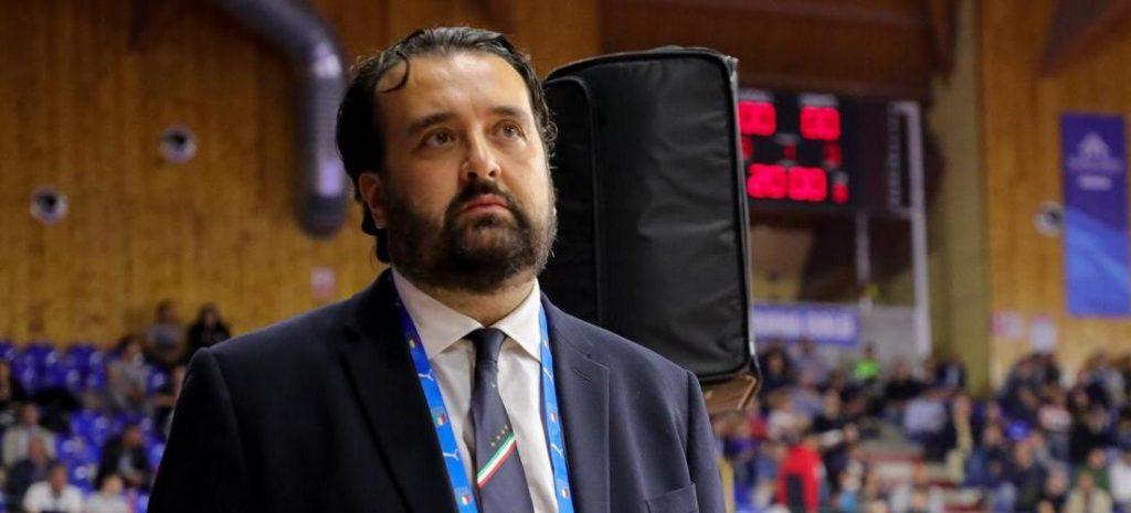 Andrea Montemurro, presidente della Divsione C5