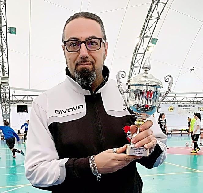 Mariano Sessa, presidente Onorario Dinamo Sorrento