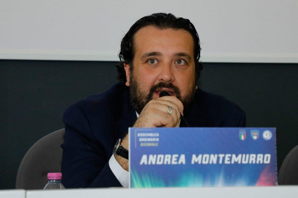 Andrea Montemurro, presidente Divisione Calcio a 5