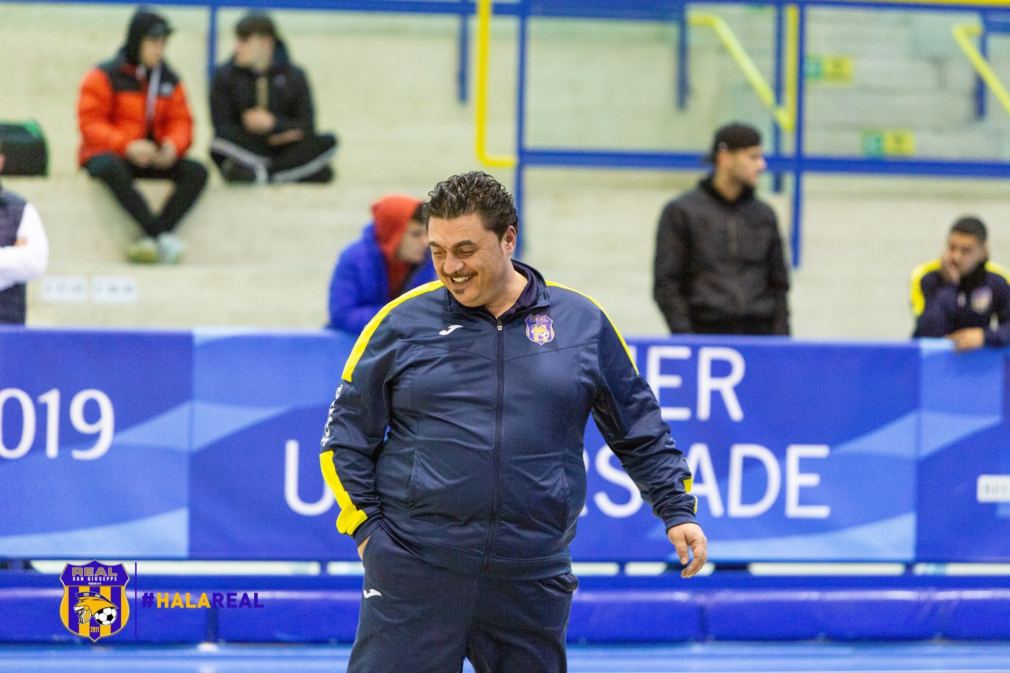 Gennaro Rizzo in una foto di Francesco Sollo