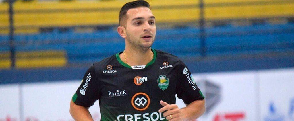 Rodrigo Canabarro Montenegro Foto: Marreco Futsal