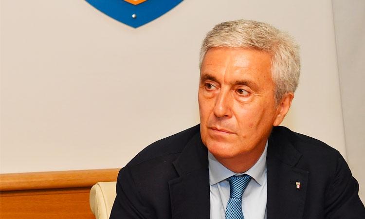 Cosimo Sibilia, presidente LND
