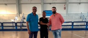 Matteo Viviano (sx), Antonio Pipolo (centro) ed Umberto Fiore (dx)