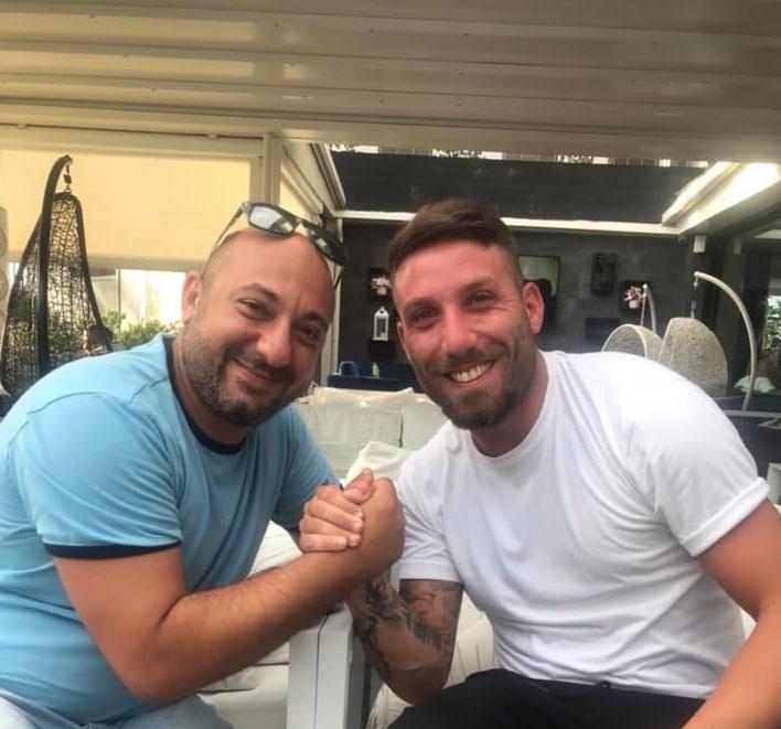 Francesco Marino e Sandro Mariano