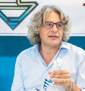 Serafino Perugino, presidente FF Napoli
