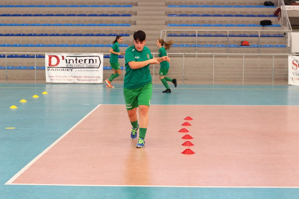 Foto: Asd Futsal Irpinia Femminile