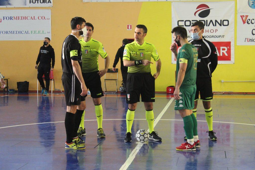 Foto: pagina Facebook ASD Cataforio Reggio Calabria Calcio a 5