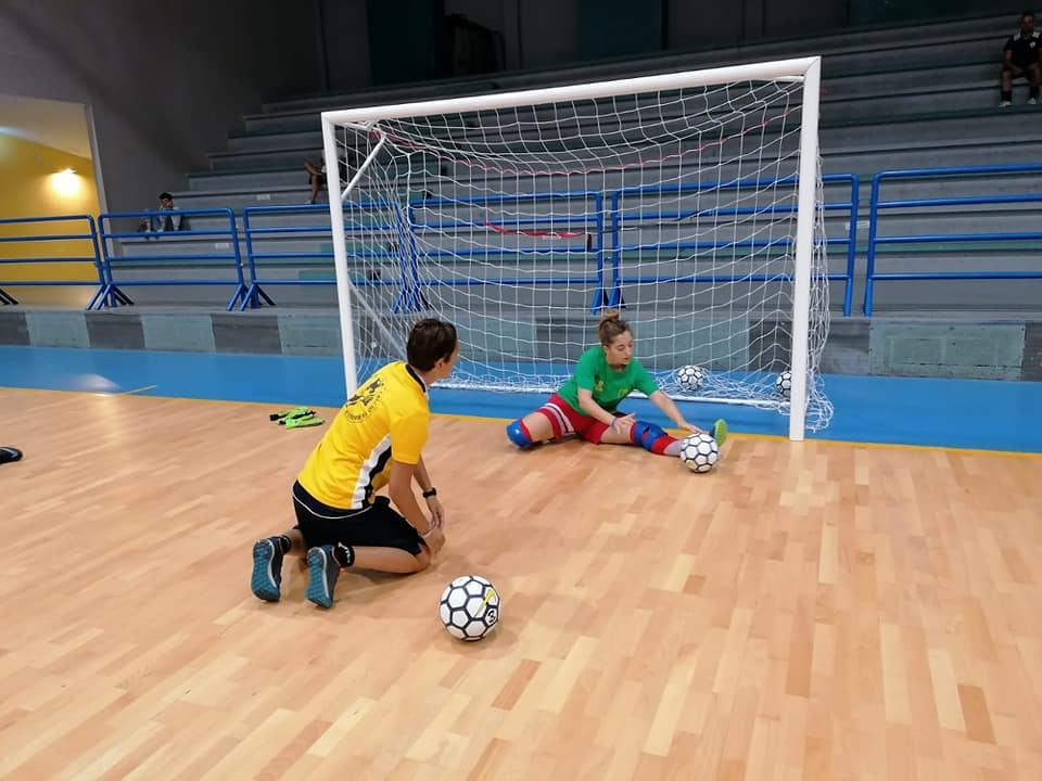 Foto: pagina Facebook CUS Cosenza Calcio a 5 femminile