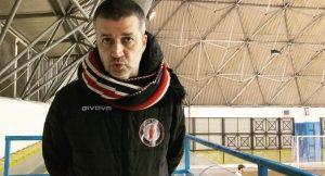 Marcelo Magalhaes, tecnico Alma Salerno