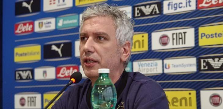 Massimiliano Bellarte, ct Italia