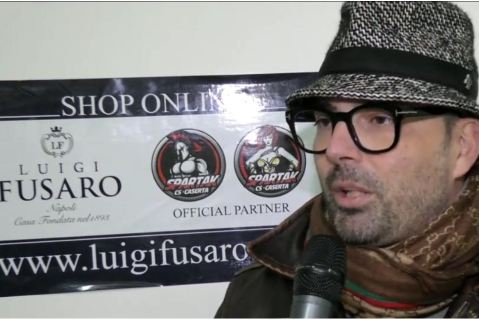 Nicola D'Andrea, presidente Spartak Fusaro