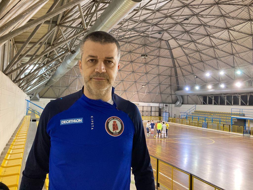 Marcelo Magalhaes, allenatore Alma Salerno