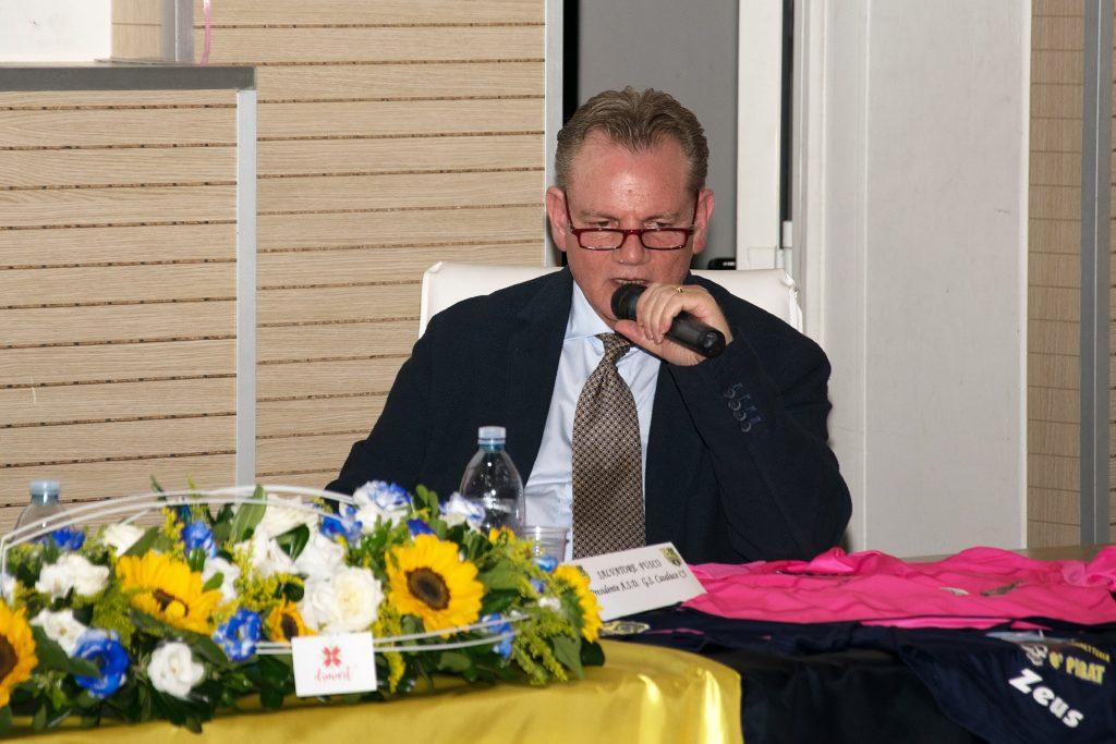 Salvatore Fusco, presidente Casaluce