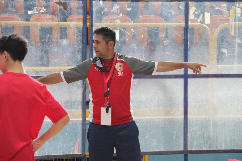 Giuliano Mignone, tecnico U19 Benevento