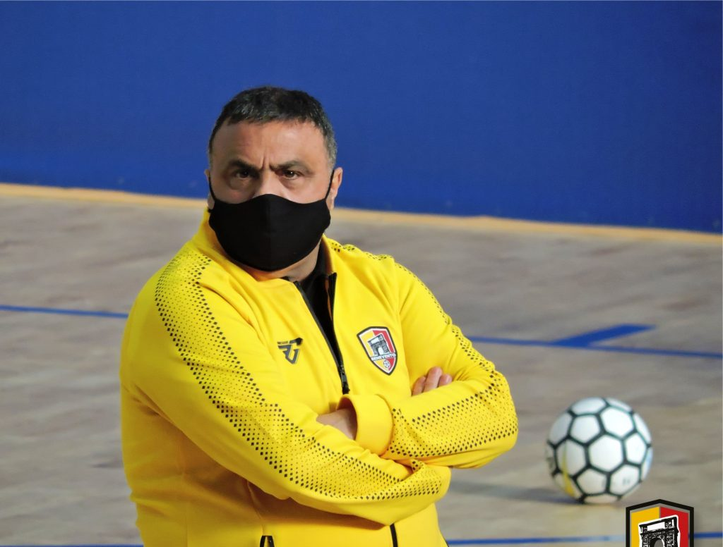 Carlo Cundari, nuovo allenatore Benevento 5