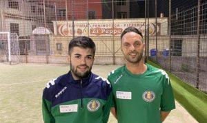 Santino Scafuro (sx) ed Alessandro Fabbrini (dx)