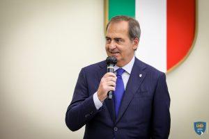 Luca Bergamini, presidente Divisione C5
