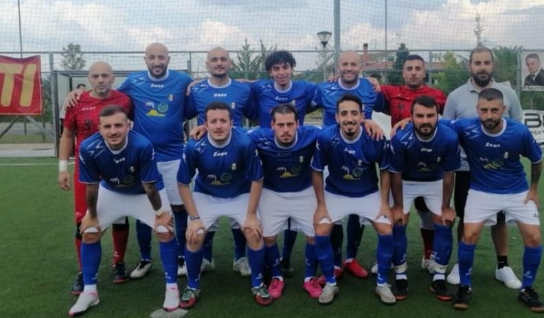 I ragazzi del Cp Futsal